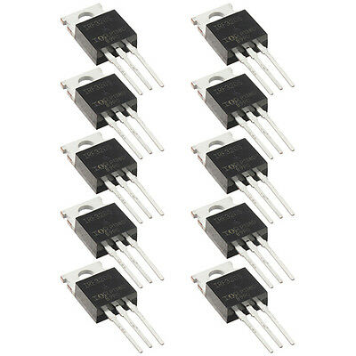 10x IRF3205 IRF3205PBF Fast Switching Power Mosfet Transistor/N Channel T0220 LW