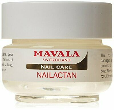 Mavala Nailactan Nutritive Nail Cream Manicure Treatment For Damaged Nails 15ml