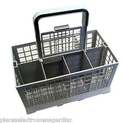 Basket to cutlery universal for dishwasher