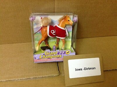 Grand Champions Classic Foal Collection Jutland 26030 Horse Play Set New