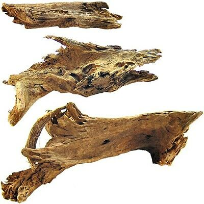Classic Driftwood Swim Thru Fish Tank Aquarium Ornament