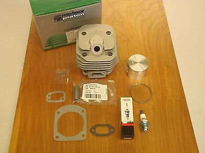 Meteor cylinder piston kit for Husqvarna 61 kit 48mm with gaskets