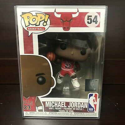 "Funko Pop Basketball : Bulls : Michael Jordan #54 Vinyl ""MINT""  (IN STOCK)"