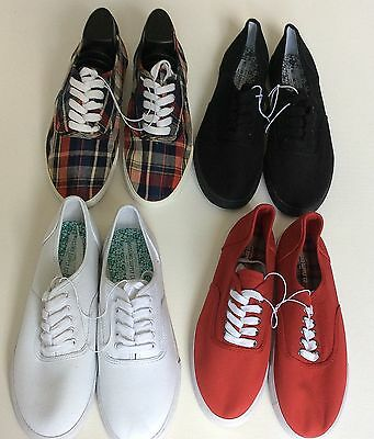 Mossimo Womens Canvas Shoes Lace Up Casual Sneakers
