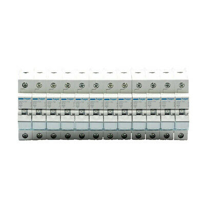12x Hager MBN116 LS-Schalter 1polig MBN 116 b 16a b16 Automat
