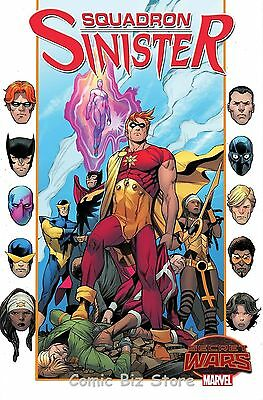 Squadron Sinister #1 (2015) 1St Printing Secret Wars Tie-In *special Low Pricing
