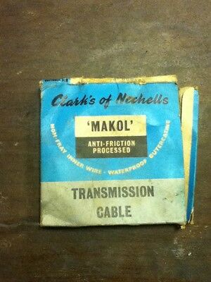 """Clarks of Nechells 'Makol"""" Transmission Cable"""