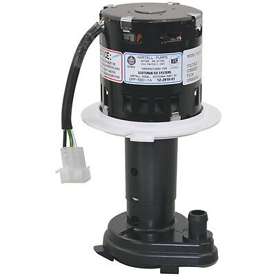 12-2919-01 Scotsman Water Pump 12291901 120 volt / .42amps / .58 gmp