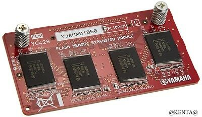 YAMAHA FL1024M Flash Memory Expansion Module for MOTIF XF From Japan F/S epacket