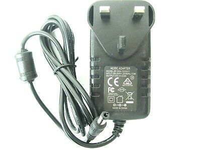 2200Ma/2.2A 12V 26.4W Ac/Dc Power Adaptor/Supply/Charger/Psu Regulated