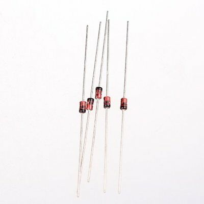 100 Pcs Through Hole Voltage Regulator 1N4742A Zener Diode 1W 12V LW