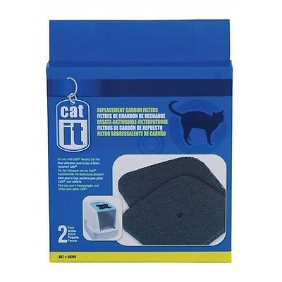 Filtre charbon pour maison de toilette HAGEN CAT IT
