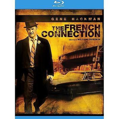 The French Connection (Blu-ray, 2009, 2-Disc Set)  New