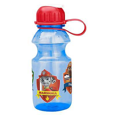 PAW PATROL water bottle with straw