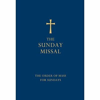 The Sunday Missal (Blue Edition)Collins HB 9780007456291
