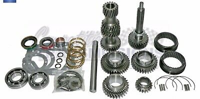 Muncie  M20 M21 to M22 Conversion Kit NEW Gears Bearings Synchros & More 4 Speed