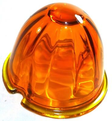 light lens light amber glass watermelon Peterbilt Grakon Truck Lite cab lights