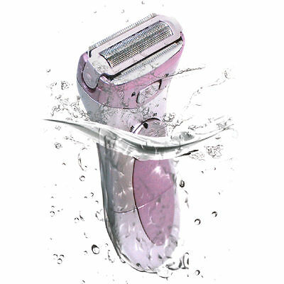 Women's Wet Dry Lady Shaver Electric Bikini Trimmer Body Hair Removal MT191