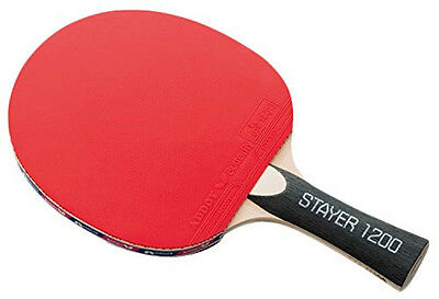Butterfly Stayer 1200 Shakehand FL Table Tennis Racket Paddle Ping Pong + Rubber