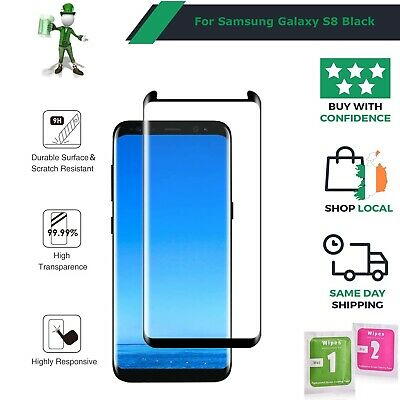 100% Genuine Tempered Glass 9H Screen Protector For Samsung Galaxy S5