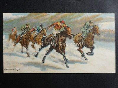 No.13 HORSE RACES ON ICE Races Historic & Modern - Carreras Turf 1927