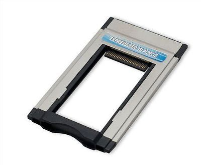ExpressCard Express 34mm to PCMCIA PC CardBus Card Reader Adapter USB Laptop NEW