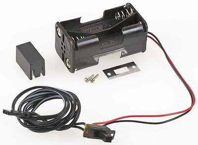 Traxxas 3170X: Battery Holder 4-Cell On/Off Switch TRAXXAS