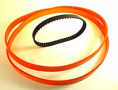 Urethane Band Saw 2 TIRES and DRIVE BELT for DELTA ShopMaster BS100 BandSaw