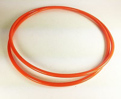 """2 Drive BELTS 1/4"""" Round for SHOPCRAFT Band Saw Made in USA Free Shipping"""