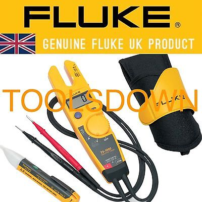 Fluke T5 1000 T5-H5-1AC Electrical Tester Kit with T5-1000 Holster & 1ACIl