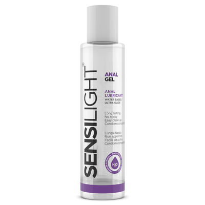 Lubrificante Anale Sensilight Analgel 150 Ml
