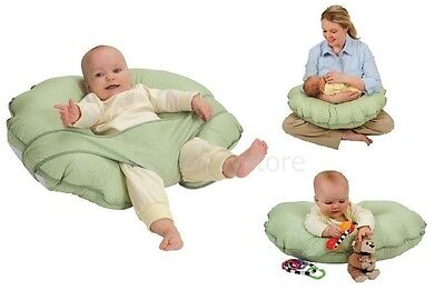 Nursing Breastfeeding Pillow Cushion Infant Feeding Newborn Baby Support Safety