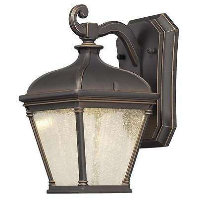 Minka Lavery 72391-143C LED Outdoor Wall Light In Oil Rubbed Bronzelights