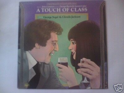 A Touch of Class-1973-Original Movie Soundtrack-Record LP
