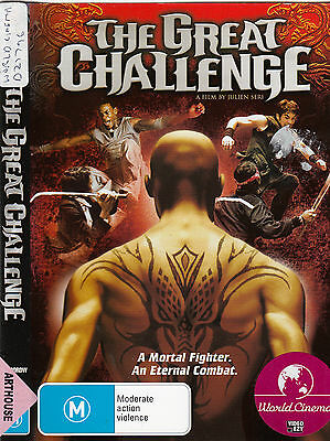 The Great Challenge-2004-Williams Belle-Movie-DVD
