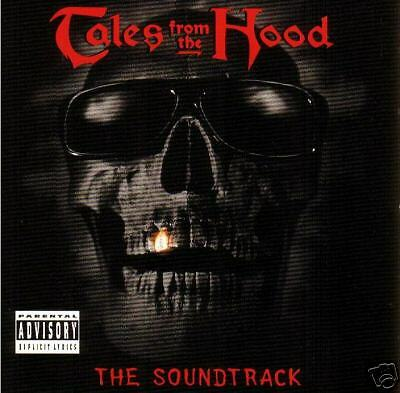 Tales From The Hood - 1995-Original Movie Soundtrack CD