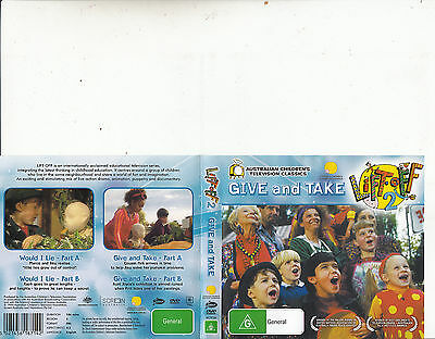 Lift Off:2:Give And Take-1992/6-TV Series Australia [102 minutes]-DVD