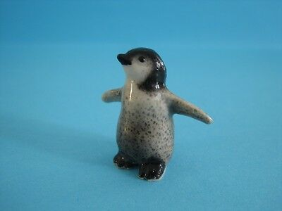 """LITTLE CRITTERZ """"TUX"""" PENGUIN CHICK FIGURINE SO CUTE COMES WITH BOX *Mint*"""