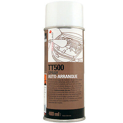 Auto arranque en spray 400ml.