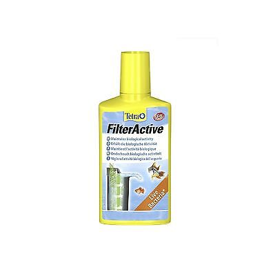 Tetra Filter Active 250ml with live bacteria - Posted Today if Paid Before 1pm