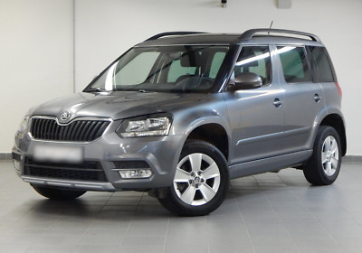 SKODA YETI 5-doors 2009-onwards 4-pc wind deflectors HEKO Tinted