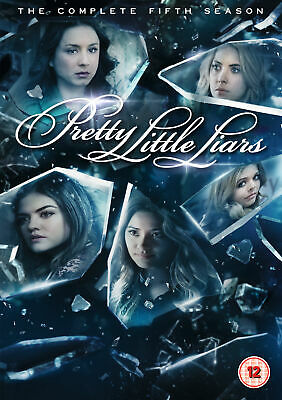 Pretty Little Liars - Season 5 [2015] (DVD)