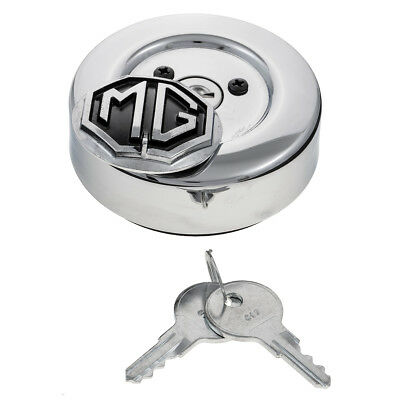 Mgb Mg Midget Locking Fuel Cap With Mg Logo 202-775