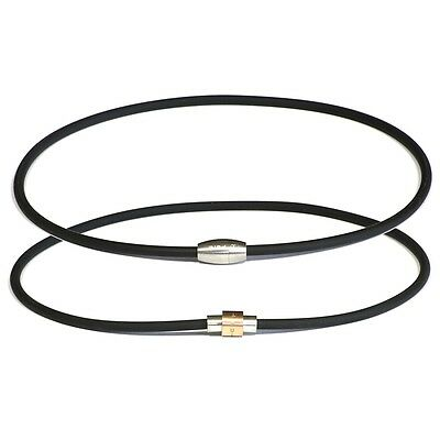 I-Pure Energieband Ionenhalsband Ionic Necklace Halskette Ionen Halsband