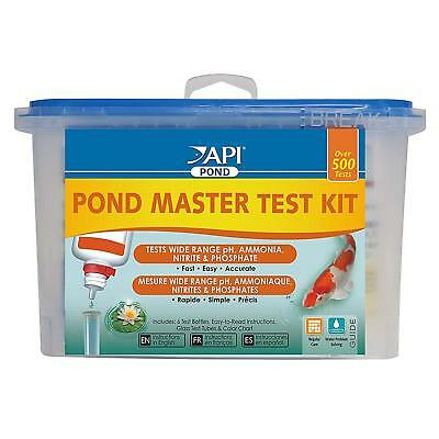 API Pond Master test kit- Posted Today if Paid Before 1pm
