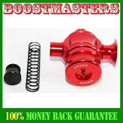 BOV Blow Off Valve RED FIT  VW GTi Golf Jetta Beetle Audi A3 A4 A6 TT 1.8T