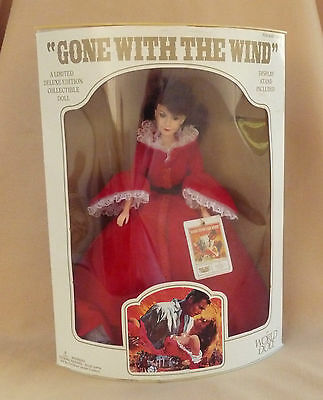 """Scarlett O'Hara Doll from """"Gone With The Wind"""" by World Doll"""