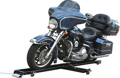 Motorcycle dolly for Cruiser Bikes 94″ Length Ribbed Track