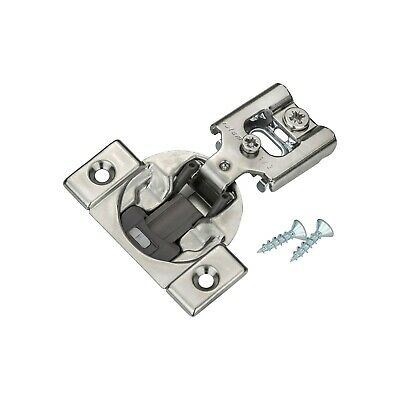 50 Pack BLUM BLUMOTION 38N CABINET HINGES 1/2 OVERLAY SOFT CLOSE 38N355B.08