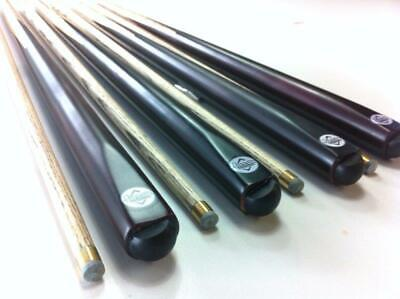 Canadian Maple Pool Snooker Billiards Cue Stick Set Two Piece 9mm tip 60% OFF